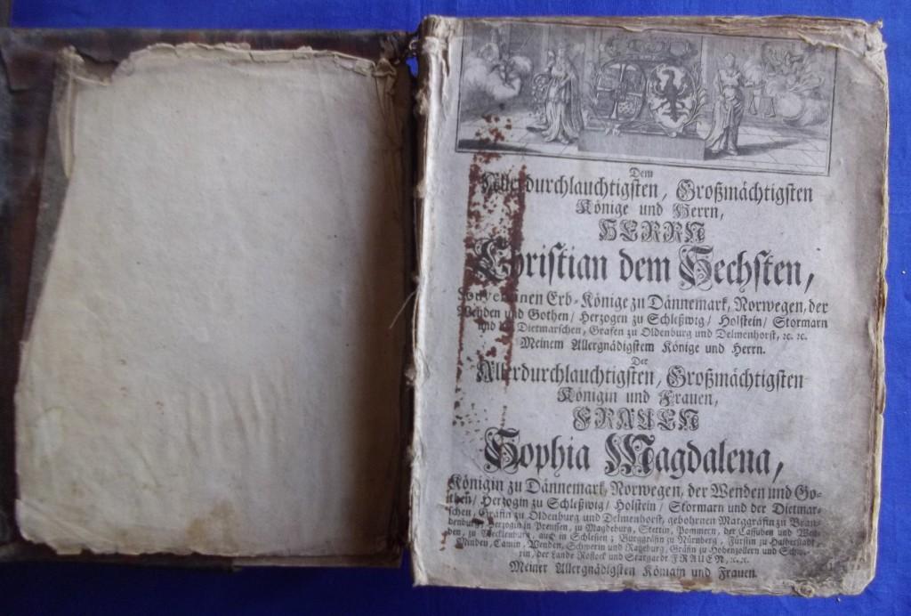 Bibbia Italiano Tedesco
